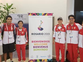 Juegos Sudamericanos de Playa - Rosario 2019