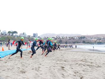 Lima ITU Triathlon World Cup