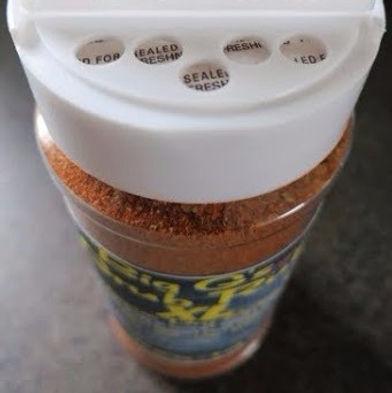 Grub Rub Dry Spice Rub BBQ Barbecue