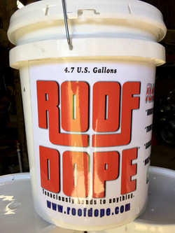 ROOF DOPE FLASHING GRADE-