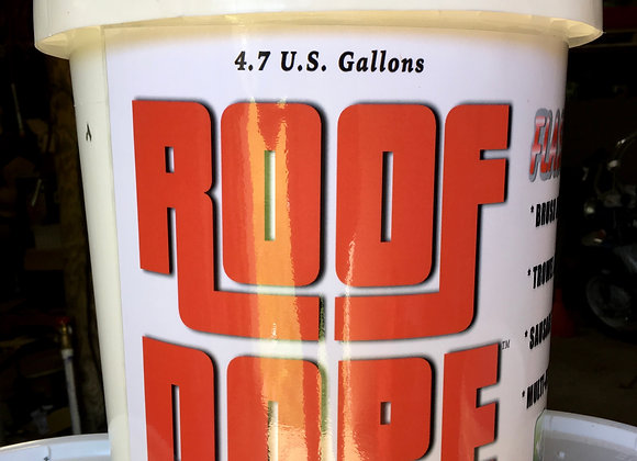 ROOF DOPE™ 5 GALLON  (1 EA)