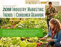 2018 Industry Marketng & Consumer Behavior Summary