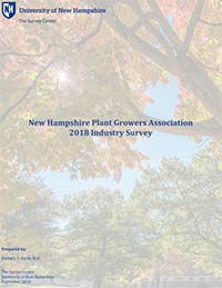 2018 Plant Somthing NH Industry Benchmark