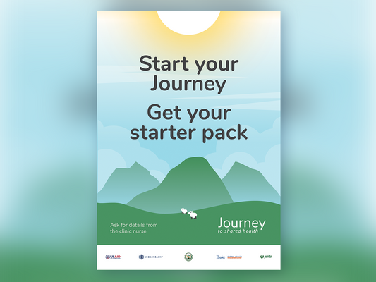 A2 Journey Poster