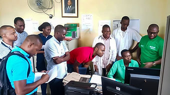 Point of Care System in Mozambique