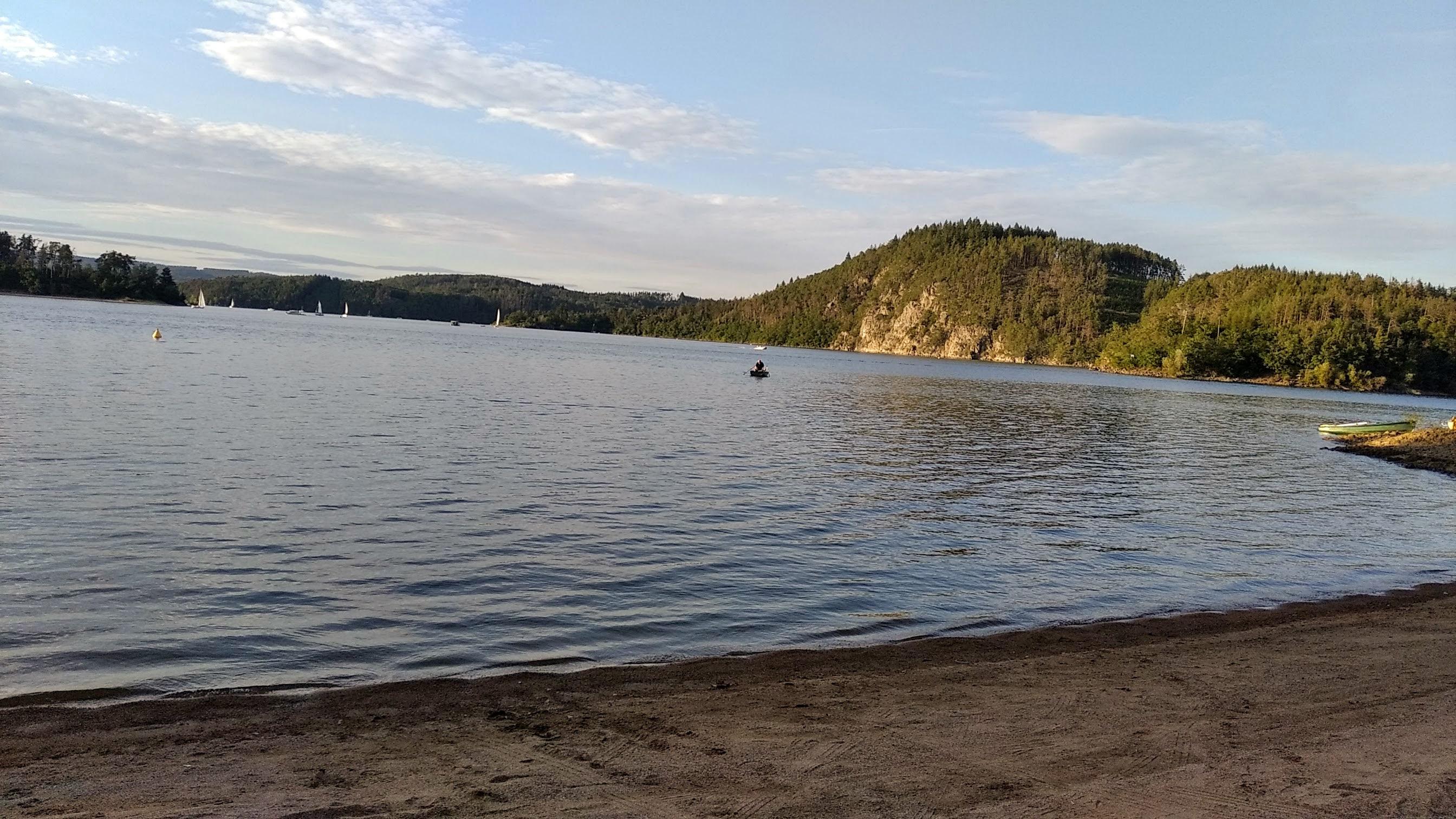 Klidná voda na Radavě