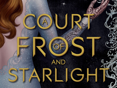 A Court of Starlight and Frost by Sarah J. Maas