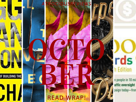October Reads Wrap