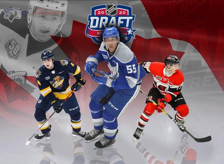2020 NHL Draft Rankings - Canada Edition