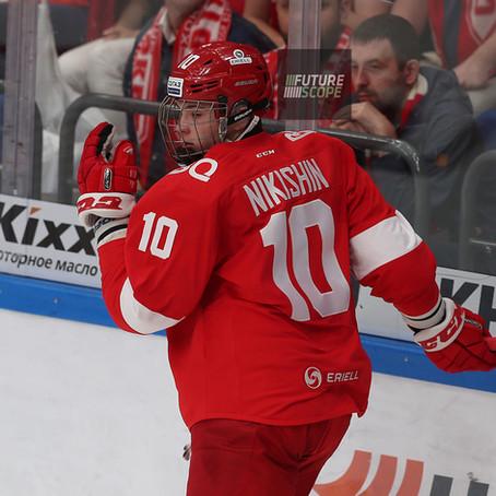 Prospect Report: Alexander Nikishin