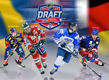 2020 NHL Draft Rankings - Europe Edition