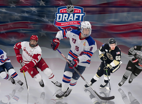 2020 NHL Draft Rankings - United States Edition