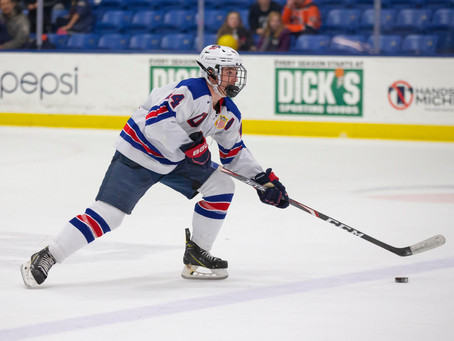Prospect Report: Sean Behrens