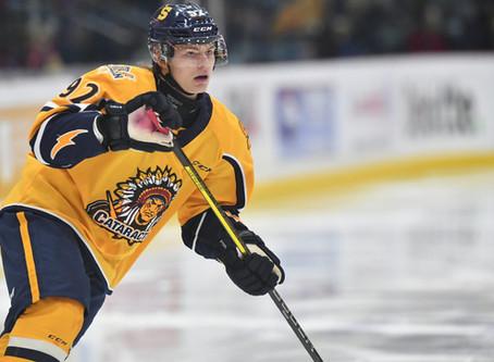 Prospect Report: Vasily Ponomaryov