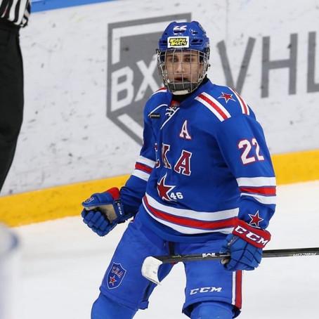 Prospect Report: Marat Khusnutdinov