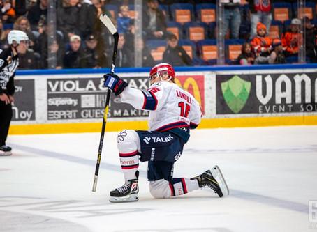 Prospect Report: Anton Lundell