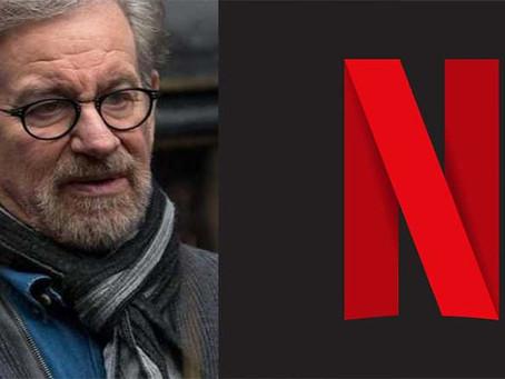 Steven Spielberg llega a un acuerdo con Netflix