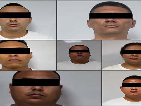Detienen a siete policías por supuesto secuestro