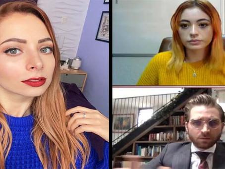 El abogado de Ainara explica porque detuvieron primero a la youtuber YosStop que a sus agresores