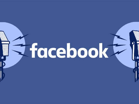 Facebook le entrará al mundo de los podcast