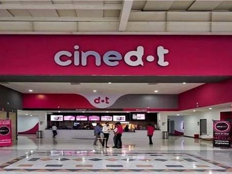 Lanzan nueva cadena de cines: CineDOT