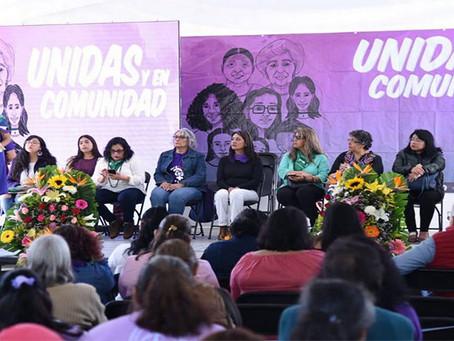La alcaldía Tlalpan realiza campaña para erradicar la violencia de género