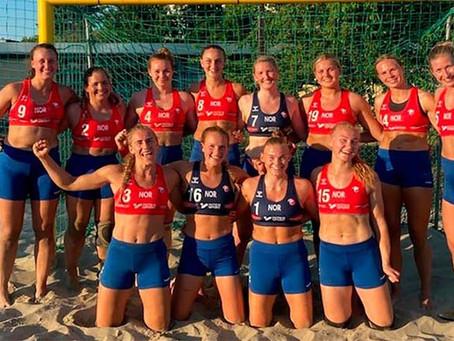 Multan a jugadoras de Noruega por regla sexista