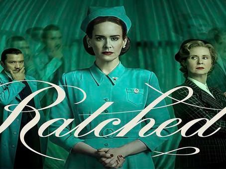 """""""Ratched"""": la creación de una enfermera cruel"""