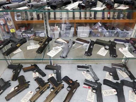 Jovenes de 18 años ya podrán comprar pistolas en Estados Unidos