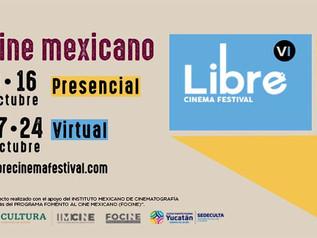 Libre Cinema Festival, celebrará su sexta edición en Yucatán