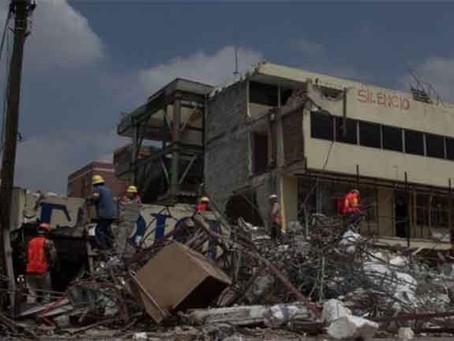 Detienen al director de obras del colegio Rébsamen por homicidio de 26 personas
