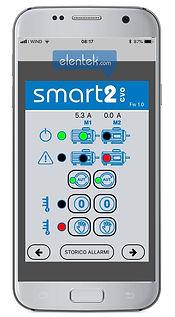 App smart evo 2 personalizza funzionamento