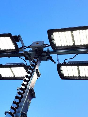 4x320W LED