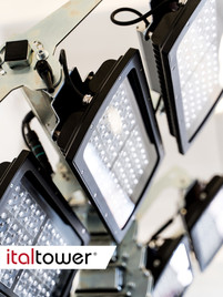 Faros LED 6x320W