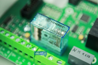 Scheda elettronica modulare Express Elentek