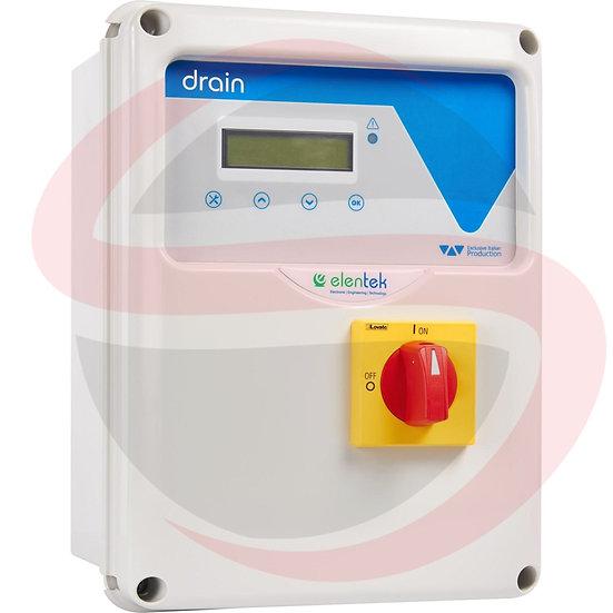 Quadro elettrico per impianti di drenaggio DRAIN 2