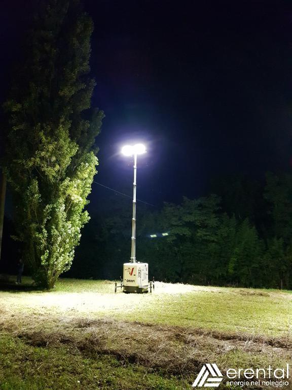 Torre Faro Okapi