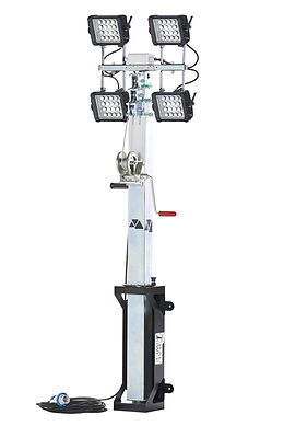 KT - Lighting tower without engine – Italtower