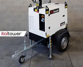 Stabilizzatori torre faro / Light tower stabilizers