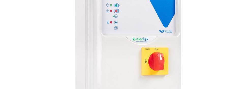 Smart Evo 1 - quadro elettrico per pompe