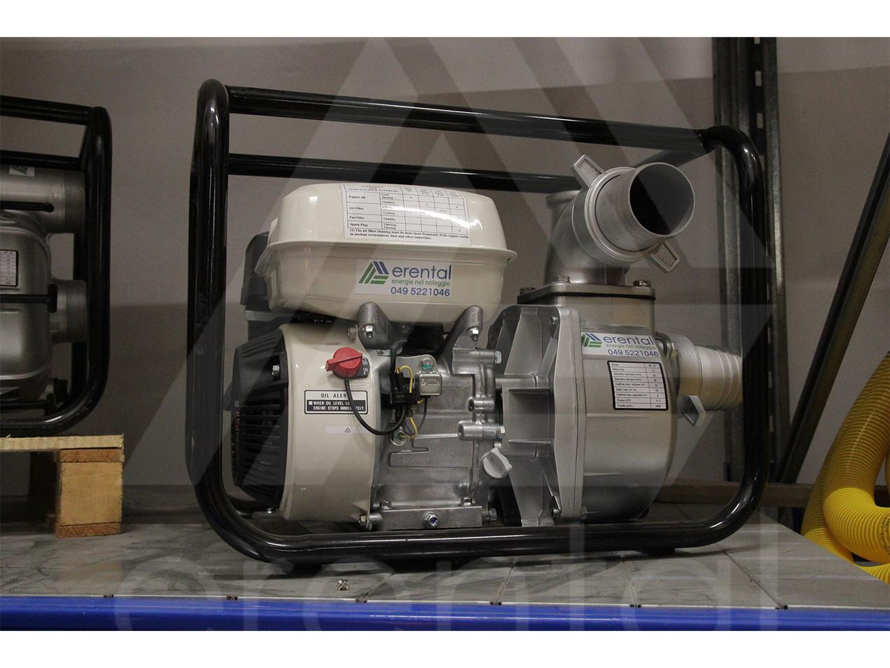 Motopompa WP 30 acque chiare