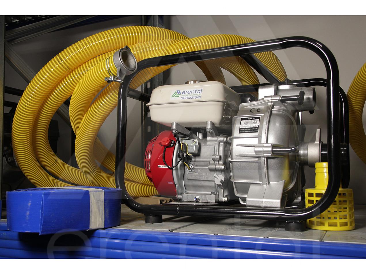 Motopompa WPT 20 acque scure