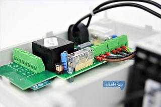Scheda elettronico con connessione wi-fi quadro elettrico Scout Elentek