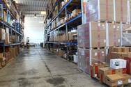 magazzino e spedizioni