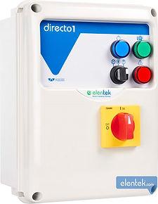 Quadro ad avviamento diretto elettromeccanico per elettropompe