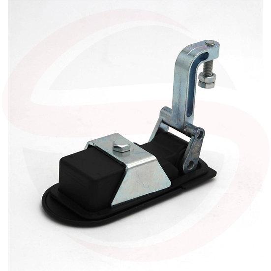 Maniglia a compressione con serratura 45-60mm