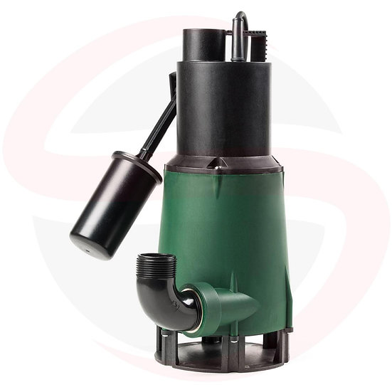 Pompa sommergibile per acque grigie FEKA con galleggiante
