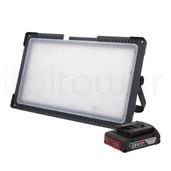 Worksite LED L a batteria