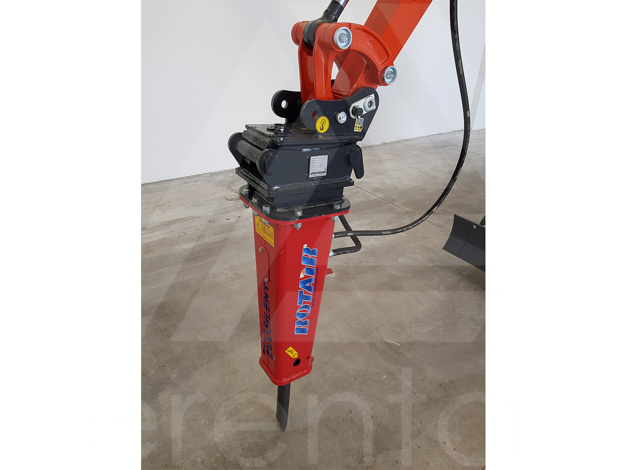 Martello idraulico ROTAIR OLS-95