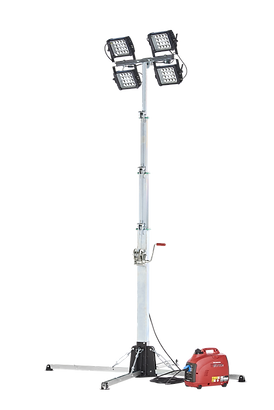 MT - Lighting tower without engine – Italtower